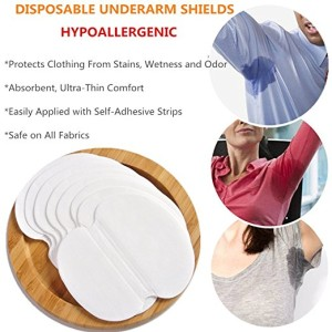Actual dress shields I purchased from Amazon